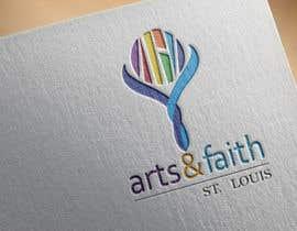 #143 untuk Arts & Faith St. Louis Interfaith Concert Logo oleh cosminpaduraru97