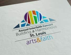 #29 untuk Arts & Faith St. Louis Interfaith Concert Logo oleh dianafernandez