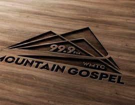 eddesignswork tarafından Design a Versatile Professional Brand Logo for Mountain Gospel için no 75