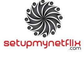 HAJI5 tarafından Design a Logo for setupmynetflix.com için no 40