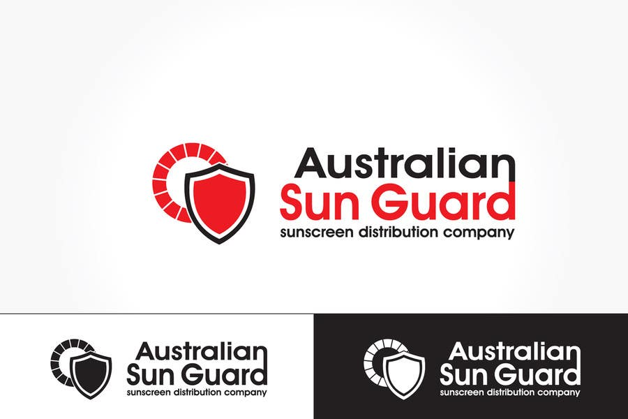 #114 for Design a Logo for Australian Sun Guard by prasanthmangad