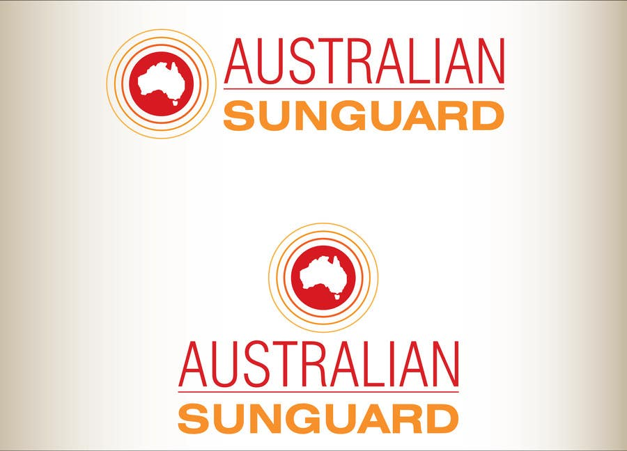 #96 for Design a Logo for Australian Sun Guard by EmiG