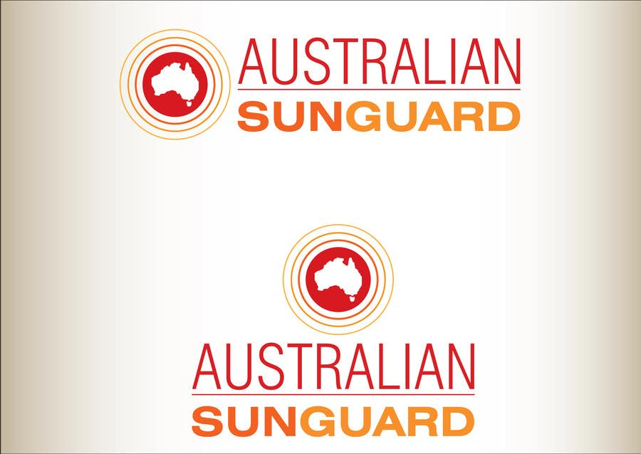 #112 for Design a Logo for Australian Sun Guard by EmiG