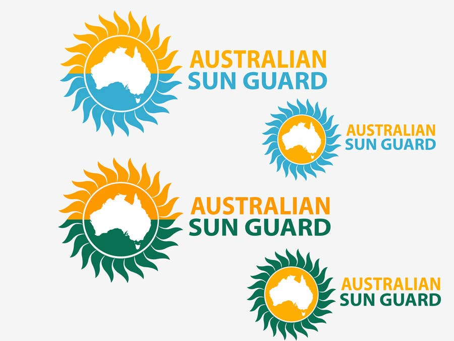 #73 for Design a Logo for Australian Sun Guard by pankaj86