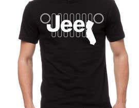 #26 untuk Design a T-Shirt for a Jeep Team oleh jamieglavasich