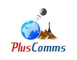 #3 for PlusComms Logo af nilankohalder