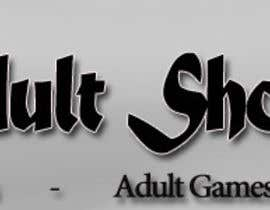 nº 13 pour Design a Banner for Adult Shop SA par WezH