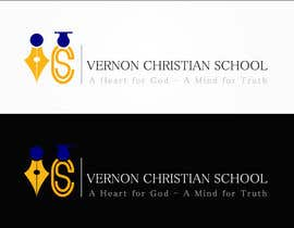 #27 для Logo Design for Vernon Christian School от fidakhattak