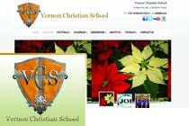 Graphic Design Kilpailutyö #136 kilpailuun Logo Design for Vernon Christian School