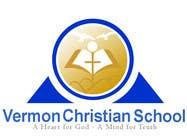 Graphic Design Konkurrenceindlæg #16 for Logo Design for Vernon Christian School