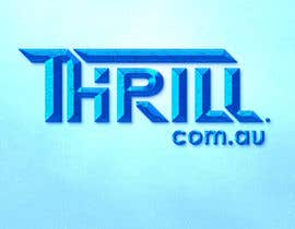 #65 for THRILL - new logo design by YuriiMak