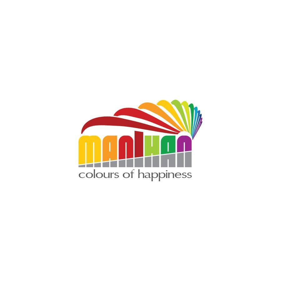 Penyertaan Peraduan #2 untuk Design a Logo for manthan