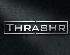 #165 untuk Design a Logo for Thrashr oleh aviral90