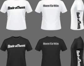 GeekyGrafix tarafından T-Shirt Design -- Some Customized Writing Styles için no 1