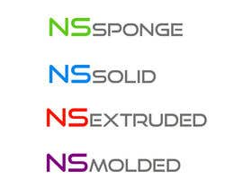 #15 untuk Design Logos for a Family of Product Line Brands for National Silicone oleh ninaekv