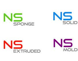 #30 untuk Design Logos for a Family of Product Line Brands for National Silicone oleh ninaekv