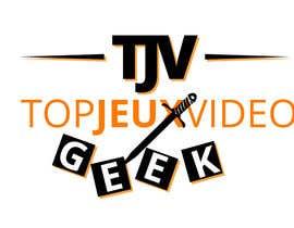 #12 untuk Concevez un logo for TOPJEUXVIDEO oleh williambeuk