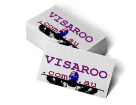 PHDesigns tarafından Design a Logo for visaroo.com.au için no 13