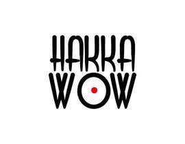 "pogorellov tarafından Design a Logo for ""Hakka Wow"" için no 82"