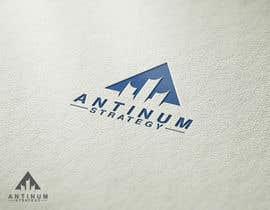 #54 untuk Design a Logo for Antinum Strategy oleh rockbluesing