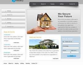 designninja1 tarafından Design a Website Mockup for FREEALTY için no 31