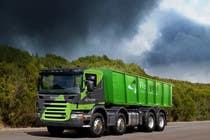 Graphic Design Kilpailutyö #122 kilpailuun Design our the colour scheme/artwork for our new trucks