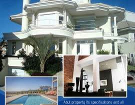 #55 untuk Design A Real Estate Flyer oleh Vishalmital