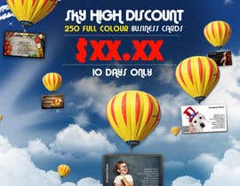 #17 untuk Design a Banner for marketing of a  print product (Air Balloon concept) oleh TheWebChef