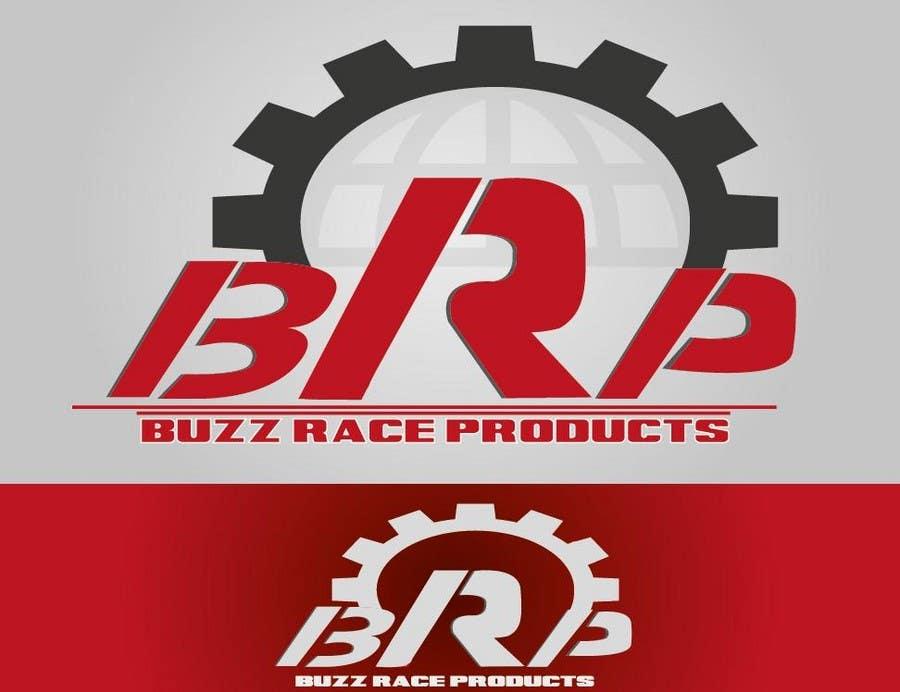 Kilpailutyö #132 kilpailussa Logo Design for Buzz Race Products