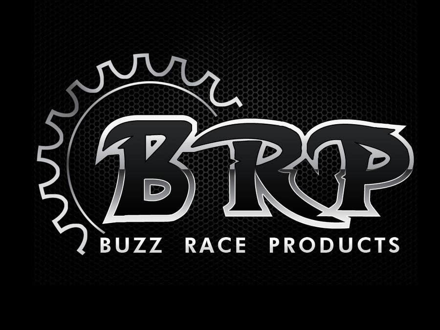 Konkurrenceindlæg #                                        140                                      for                                         Logo Design for Buzz Race Products