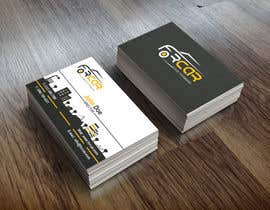 MarinaWeb tarafından Logo and visiting card  design  for the car rental company için no 7