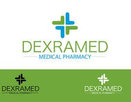 gfxdesignexpert tarafından Design a Logo for DEXRAMED için no 46