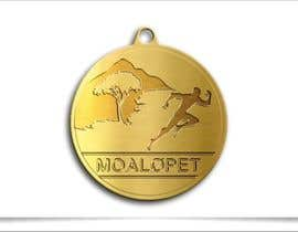 #39 untuk Design logo for a gold medal oleh indraDhe