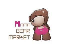 dakami19 tarafından Mama Bear Market Logo Design için no 24