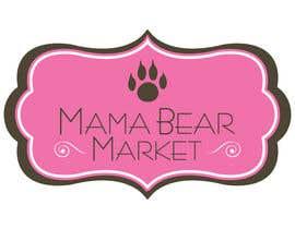 karlaroman tarafından Mama Bear Market Logo Design için no 12