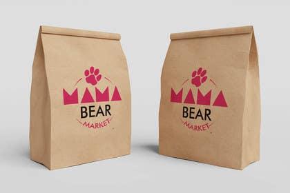 sameer6292 tarafından Mama Bear Market Logo Design için no 55