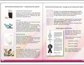 nº 8 pour Brochure (beauty products) relaunch (of existing) par jerry24
