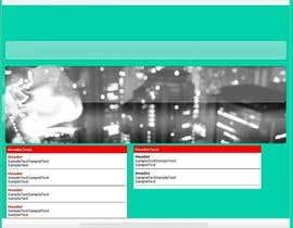 lucymacro tarafından Design a Website Mockup için no 14