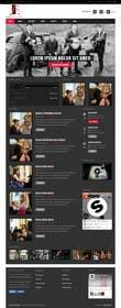 WeakyRock tarafından Design a Website Mockup için no 6