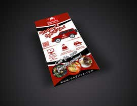 JovanGettyGFX tarafından Design a Flyer for a new online food ordering and delivery service için no 27