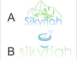 alfredocrna tarafından Diseñar un logotipo for Sikyriah için no 1