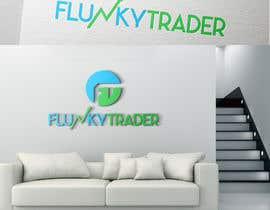 LiviuGLA93 tarafından Design a Logo for Flunky Trader Website için no 144