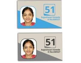 """#63 untuk Simple design of a student """"card"""" oleh KhawarAbbaskhan"""