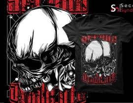 #15 untuk Design a Skull for t-shirt design oleh secondsyndicate