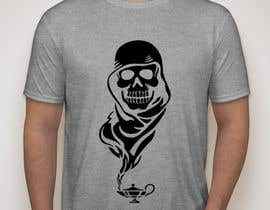 #76 untuk Design a Skull for t-shirt design oleh KaimShaw