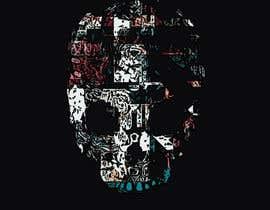#47 untuk Design a Skull for t-shirt design oleh Dayna2
