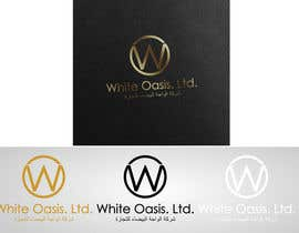 "#8 untuk Design a Logo for a company ""White Oasis Co. Ltd."" oleh roverhate"