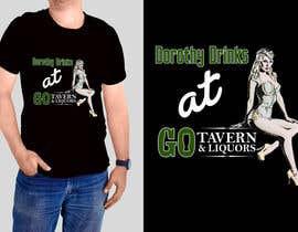 sandrasreckovic tarafından Design a T-Shirt for GO Tavern için no 26