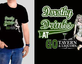sandrasreckovic tarafından Design a T-Shirt for GO Tavern için no 45