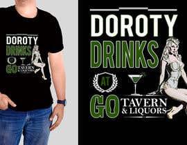 sandrasreckovic tarafından Design a T-Shirt for GO Tavern için no 57